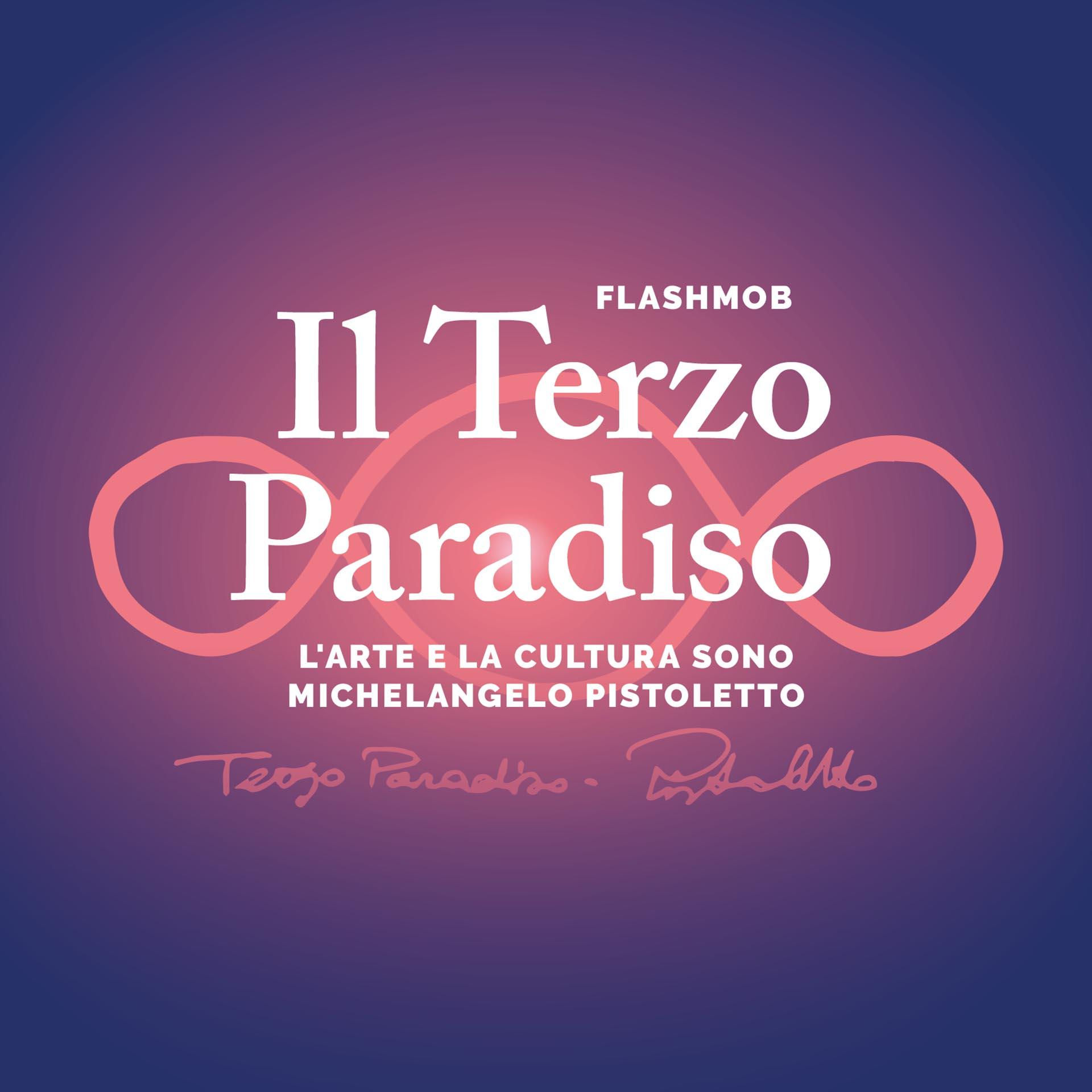 """Il Terzo Paradiso"" – Flashmob"