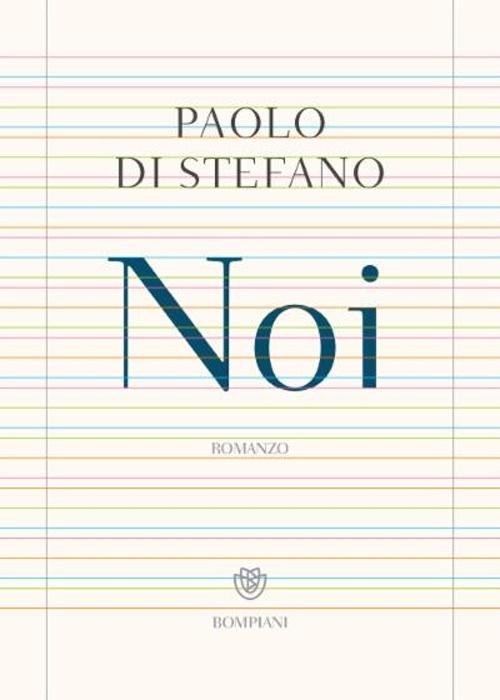 Copertina di Noi di Paolo Di Stefano