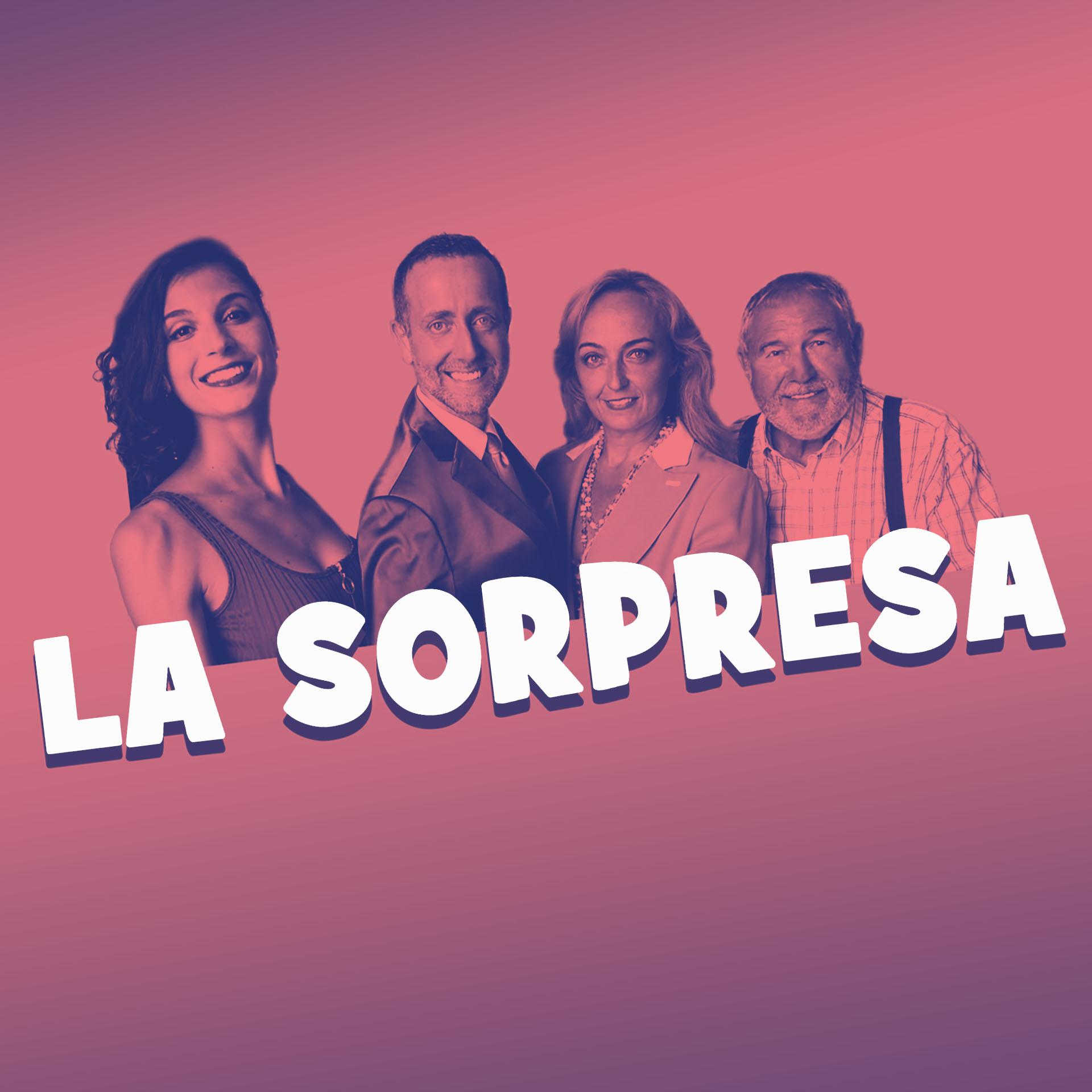 """Spettacolo teatrale """"La sorpresa"""" di Pierre Sauvil - regia di Giorgio Caprile"""