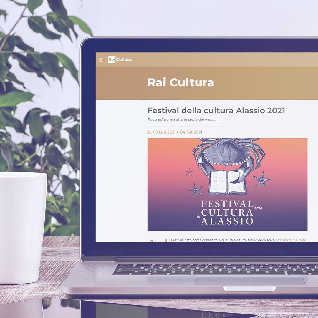Il Festival della Cultura di Alassio su Rai Cultura